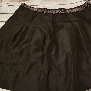 Lane Bryant Size 22 pleated skirt